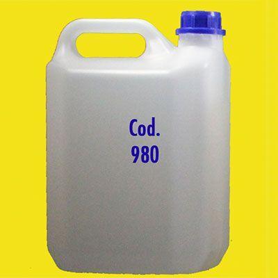 Bombona plástica 5 litros