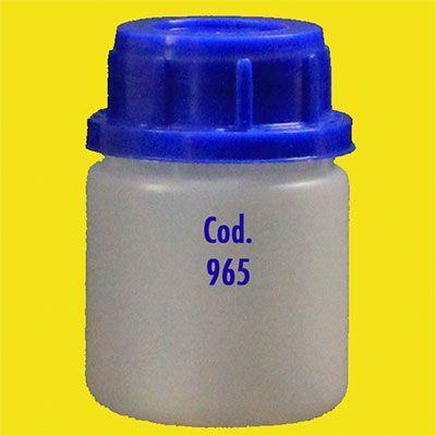 Frasco plástico 100ml com tampa