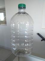 Galão de plástico 5 litros